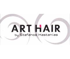 ART HAIR BY STEFANOS KASTANIAS