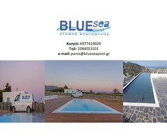 BLUE SEA POOL