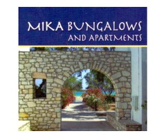 MIKA BUNGALOWS AND APARTMENTS