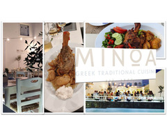 ΜΙΝΩΑ Restaurant