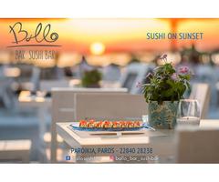 Ballo Sushi Bar