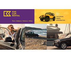 Κ&Κ  Car Rentals