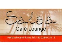 SALSA CAFE LOUNGE