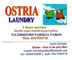OSTRIA LAUNDRY