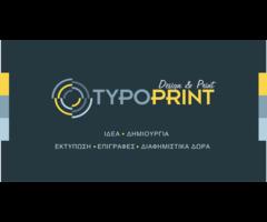Typoprint | Design & Print